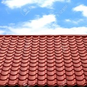 12673911-red-roof-with-blue-sky-Stock-Photo-roof-house-tile